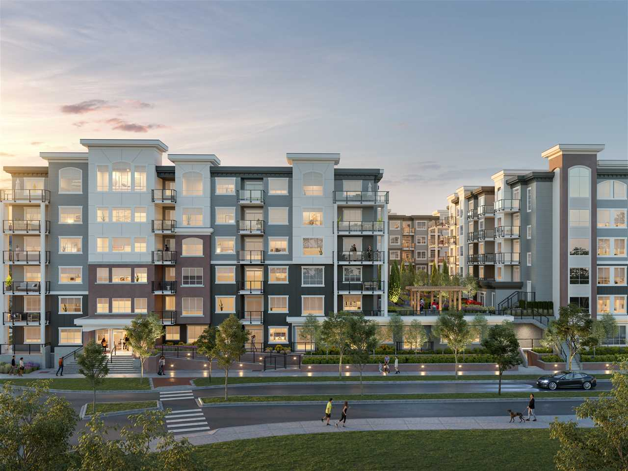 FEATURED LISTING: 202 - 2180 KELLY Avenue Port Coquitlam