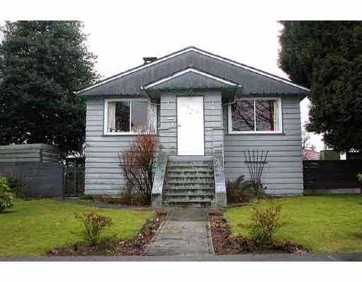 Main Photo: 4046 CAMBRIDGE ST in Burnaby: Vancouver Heights House for sale (Burnaby North)  : MLS® # V576307