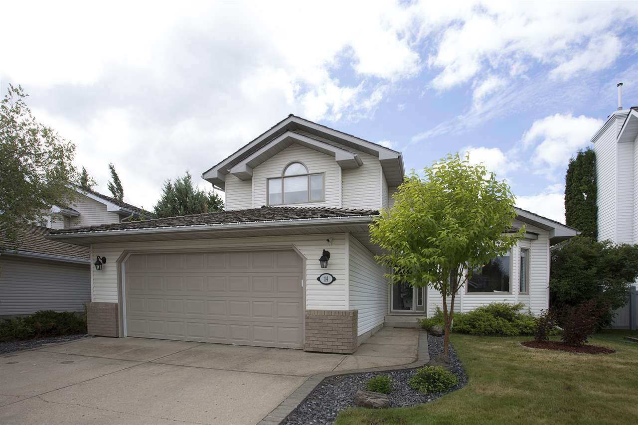 FEATURED LISTING: 14 LEONARD Drive St. Albert