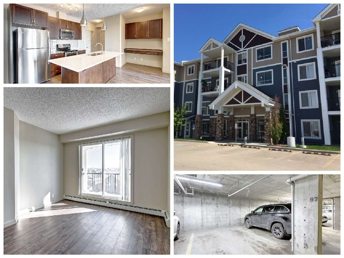 FEATURED LISTING: 415 - 4008 SAVARYN Drive Edmonton