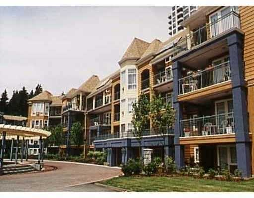 "Main Photo: 407 3075 PRIMROSE LN in Coquitlam: North Coquitlam Condo for sale in ""LAKESIDE TERRACE"" : MLS® # V604260"