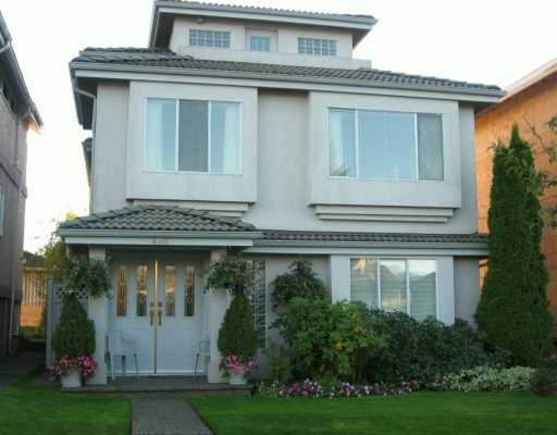 Main Photo: 430 E 38TH Ave in Vancouver: Fraser VE House for sale (Vancouver East)  : MLS®# V616418