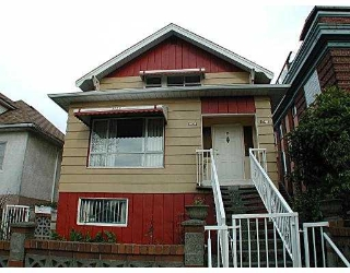 Main Photo: 1939 - 1941 E 1ST AV in Vancouver: Grandview VE House Triplex for sale (Vancouver East)  : MLS®# V573715