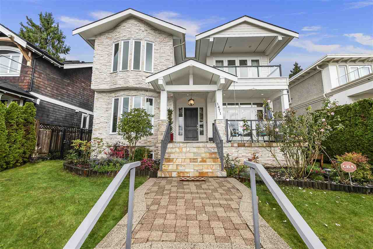 FEATURED LISTING: 1471 MATHERS Avenue West Vancouver