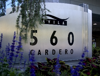 Main Photo: 709 560 CARDERO ST in Vancouver: Coal Harbour Condo for sale (Vancouver West)  : MLS® # V601825