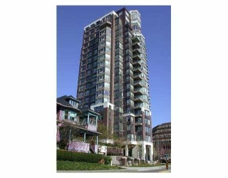Main Photo: 507 1003 PACIFIC ST in Vancouver: West End VW Condo for sale (Vancouver West)  : MLS®# V404913