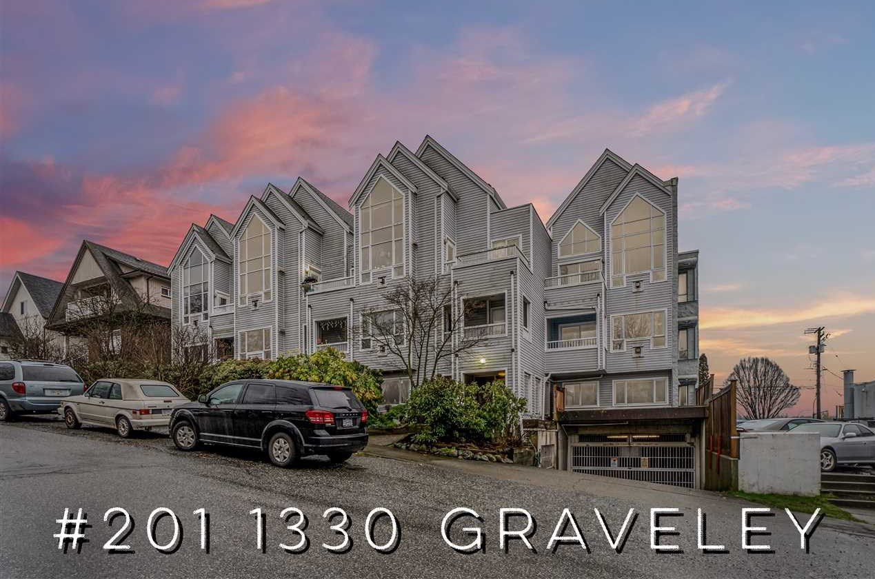 FEATURED LISTING: 201 - 1330 GRAVELEY Street Vancouver