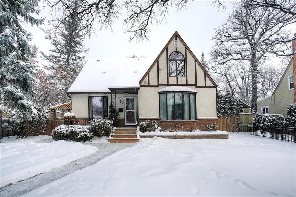 FEATURED LISTING: 150 Carpathia Road Winnipeg