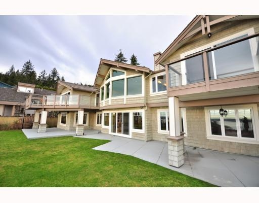 Main Photo: 1342 CAMRIDGE RD in West Vancouver: House for sale : MLS® # V804594