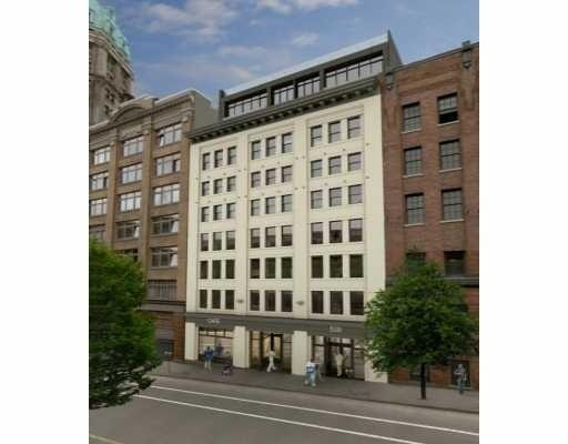 Main Photo: # 003 528 BEATTY ST in Vancouver: DT Downtown Condo for sale (VW Vancouver West)  : MLS®# V647653