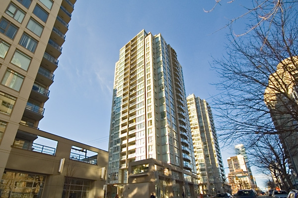 "Main Photo: 608 1010 RICHARDS Street in Vancouver: Downtown VW Condo for sale in ""GALLERY"" (Vancouver West)  : MLS® # V656263"