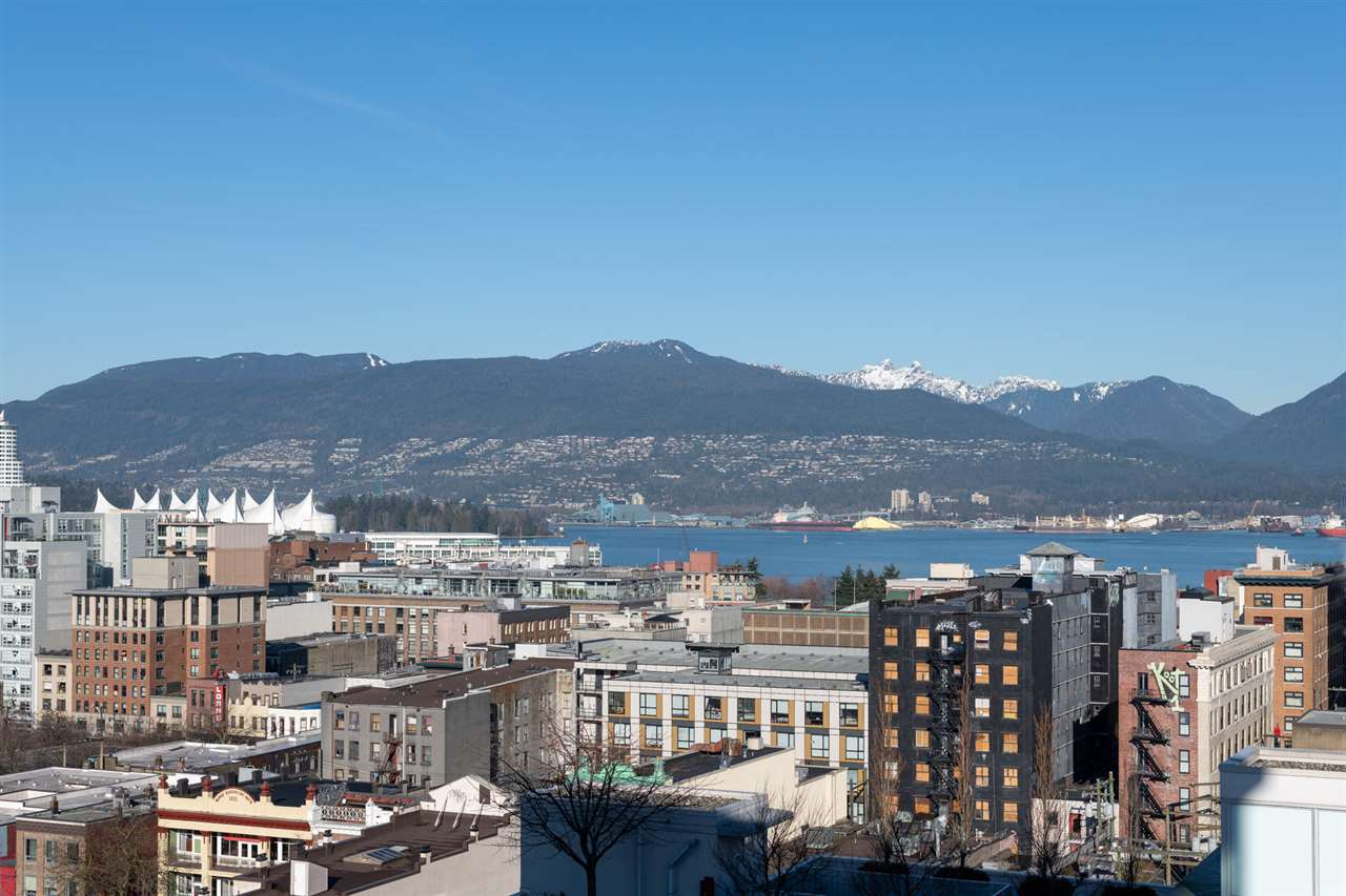 FEATURED LISTING: 1807 - 188 KEEFER Street Vancouver