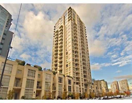 "Main Photo: 1225 RICHARDS Street in Vancouver: Downtown VW Condo for sale in ""EDEN"" (Vancouver West)  : MLS(r) # V634028"