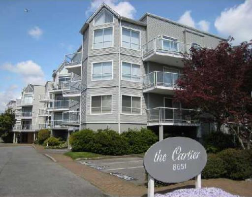 "Main Photo: 311 8651 ACKROYD Road in Richmond: Brighouse Condo for sale in ""THE CARTIER"" : MLS®# V793972"