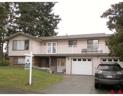 Main Photo: 15255 21A Avenue in Surrey: House  : MLS®# F2800323