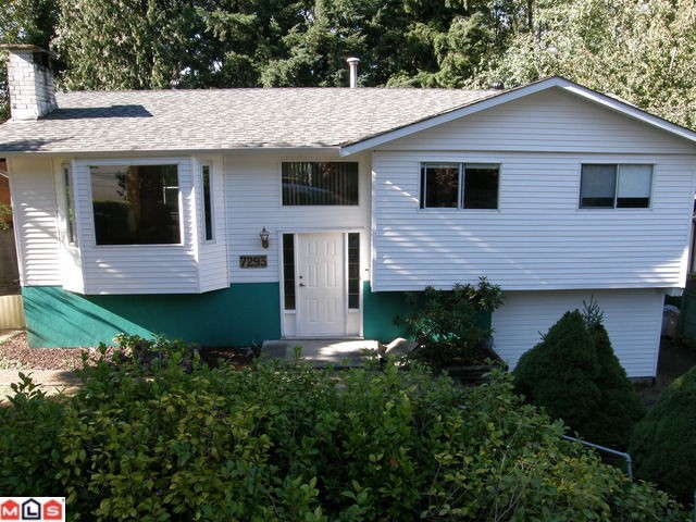 Main Photo: 7293 BLAKE DR in Delta: Nordel House for sale (N. Delta)  : MLS® # F1024501