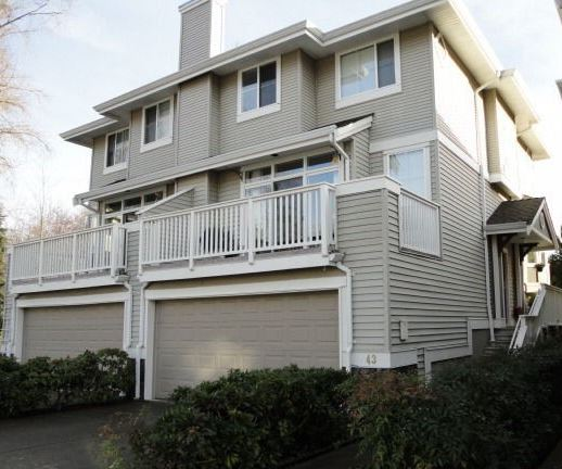 Main Photo: 43 6950 120 in surrey: Townhouse for sale : MLS®# F1100032