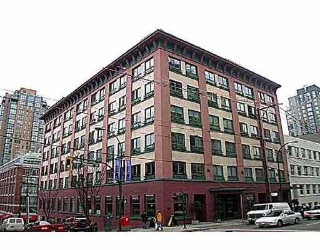 "Main Photo: 510 1216 HOMER Street in Vancouver: Downtown VW Condo for sale in ""MURCHIES BLDG"" (Vancouver West)  : MLS(r) # V664037"