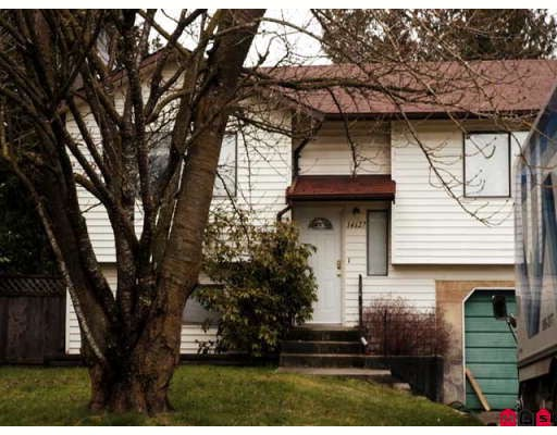Main Photo: 34627 KENT Avenue in Abbotsford: Abbotsford East House for sale : MLS® # F2805633