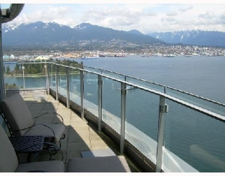 Main Photo: 3302-1281 W.Cordova in Vancouver: Coal Harbour Condo for sale (Vancouver West)  : MLS® # v706458
