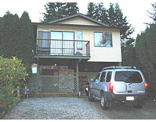 Main Photo: 1438 PITT RIVER RD in Port Coquiltam: Mary Hill House 1/2 Duplex for sale (Port Coquitlam)  : MLS® # V565527