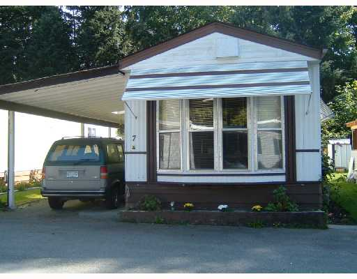 "Photo 1: Photos: 4496 SUNSHINE COAST Highway in Sechelt: Sechelt District Manufactured Home for sale in ""BIG MAPLE"" (Sunshine Coast)  : MLS® # V665551"