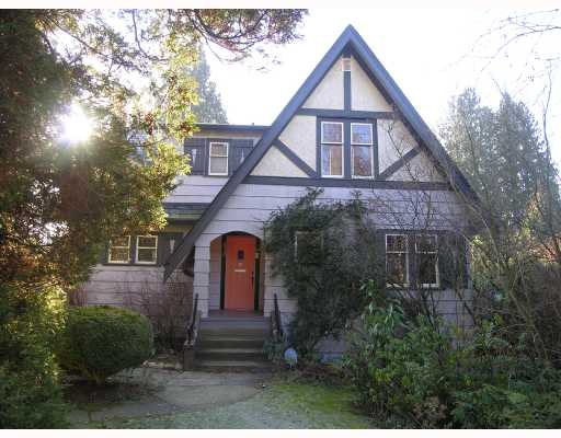Main Photo: 2938 W 44TH Avenue in Vancouver: Kerrisdale House for sale (Vancouver West)  : MLS® # V685189