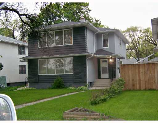 Main Photo: 115 ACADEMY Road in WINNIPEG: River Heights / Tuxedo / Linden Woods Residential for sale (South Winnipeg)  : MLS® # 2809798