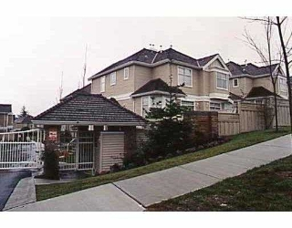 "Main Photo: 35 5950 OAKDALE Road in Burnaby: Oaklands Townhouse for sale in ""HEATHERCREST"" (Burnaby South)  : MLS(r) # V647891"