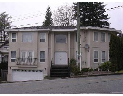 Main Photo: 631 ALDERSIDE RD in Port Moody: House for sale : MLS® # V852913