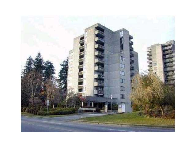 Main Photo: # 704 4105 IMPERIAL ST in Burnaby: Metrotown Condo for sale (Burnaby South)  : MLS® # V862021