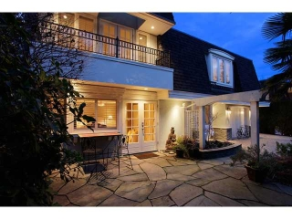 Main Photo: 1330 SINCLAIR ST in West Vancouver: Ambleside House for sale : MLS(r) # V925682