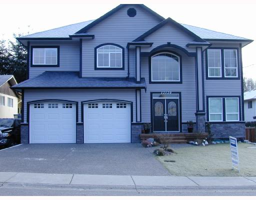 Main Photo: 12120 250TH Street in Maple_Ridge: Websters Corners House for sale (Maple Ridge)  : MLS® # V695520
