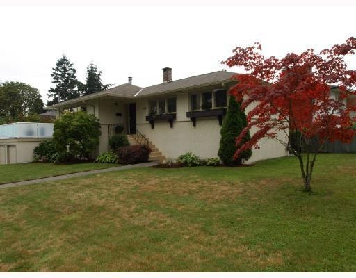 Main Photo: 1253 Sutherland Avenue in North Vancouver: Boulevard House for sale : MLS®# V785862