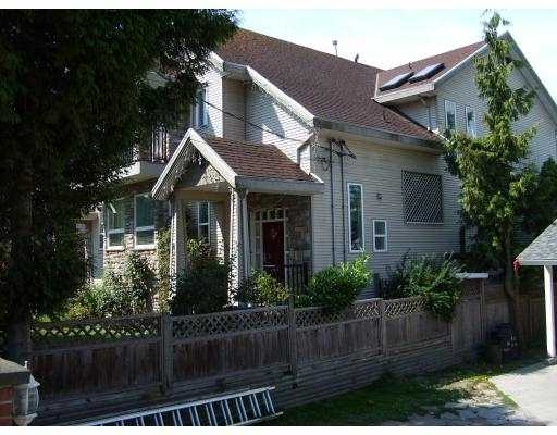 Photo 1: 8133 No.2 Road in Richmond: House 1/2 Duplex for sale : MLS® # V779700