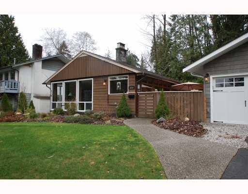 Main Photo: 1315 Arborlynn Drive in North Vancouver: Westlynn House for sale : MLS® # V810109