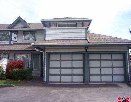 "Main Photo: 4 9953 151ST ST in Surrey: Guildford Townhouse for sale in ""SPENCER'S GATE"" (North Surrey)  : MLS® # F2609291"