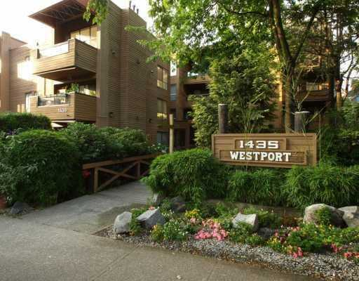 "Main Photo: 311 1435 NELSON Street in Vancouver: West End VW Condo for sale in ""WESTPORT APARTMENTS"" (Vancouver West)  : MLS®# V794433"