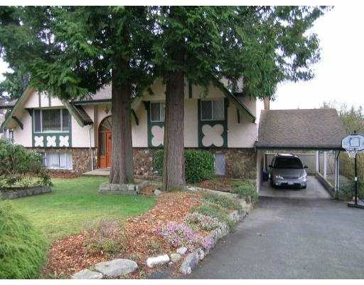 Main Photo: 1848 HAVERSLEY AV in Coquitlam: Central Coquitlam House for sale : MLS® # V576965