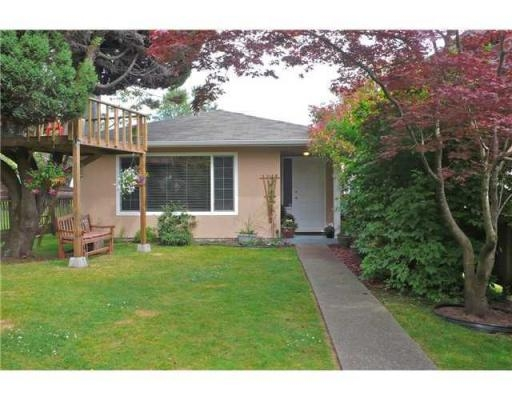 Main Photo: 2400 WESTERN AV in North Vancouver: House for sale : MLS®# V841530