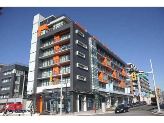 "Main Photo: # 704 123 W 1ST AV in Vancouver: False Creek Condo for sale in ""THE COMPASS AT THE VILLAGE ON FALSE CREEK"" (Vancouver West)  : MLS®# V887922"