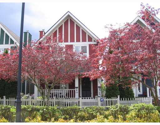 Photo 1: 168 STAR in New_Westminster: Queensborough House for sale (New Westminster)  : MLS® # V704822