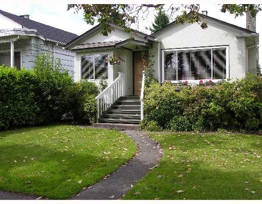 Main Photo: 2865 W 18TH Avenue in Vancouver: Arbutus House for sale (Vancouver West)  : MLS® # V653433