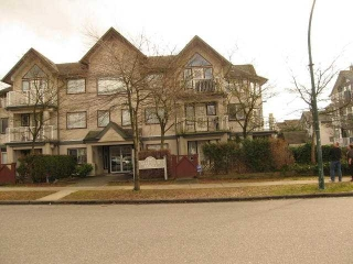 "Main Photo: # 306 1928 E 11TH AV in Vancouver: Grandview VE Condo for sale in ""Lakeview Court"" (Vancouver East)  : MLS® # V873866"