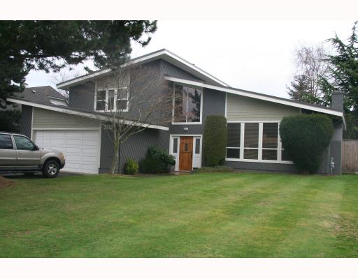 "Main Photo: 5132 GALWAY DR in Tsawwassen: Pebble Hill House for sale in ""PEBBLE HILL"" : MLS(r) # V806368"