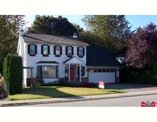 Main Photo: 35418 SANDY HILL Road in Abbotsford: Abbotsford East House for sale : MLS®# F2726152
