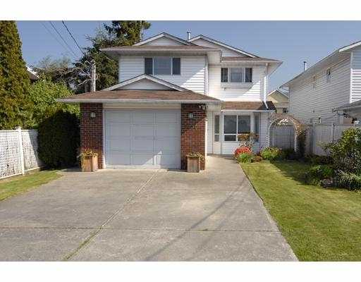 Main Photo: 3051 PLEASANT Street in Richmond: Steveston Village House for sale : MLS®# V646909