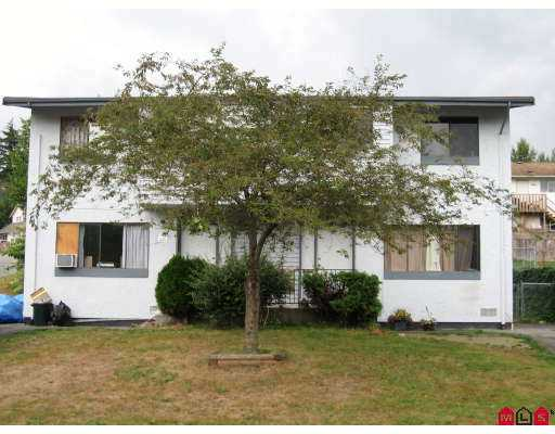 Main Photo: 32349 BRANT Avenue in Mission: Mission BC House Duplex for sale : MLS® # F2723415