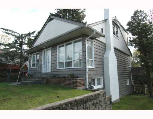 Main Photo: 8416 GILLEY Ave in Burnaby: South Slope House for sale (Burnaby South)  : MLS® # V639592