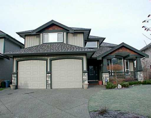 "Main Photo: 10537 239TH ST in Maple Ridge: Albion House for sale in ""KANAKA RIDGE PLATEAU"" : MLS® # V521227"